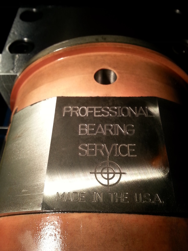 Products - Professional Bearing Service Inc